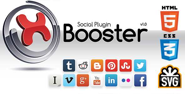 CodeCanyon xBooster Social Plugin 6469816