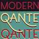 Qanterberry - A Modern Vintage Font - GraphicRiver Item for Sale