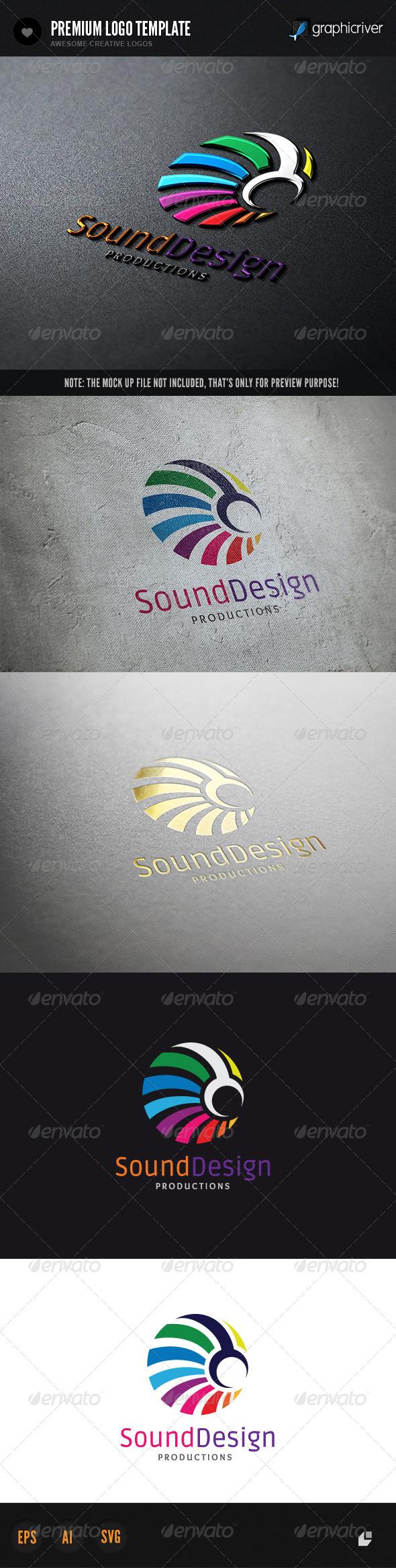 GraphicRiver Sound Design 6486729