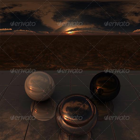 3DOcean Desert 73 6486801
