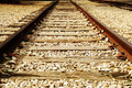 A Singel Railway Track - PhotoDune Item for Sale