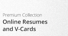 Online Resumes & V-Cards