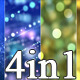 Background 25 (4in1) - VideoHive Item for Sale