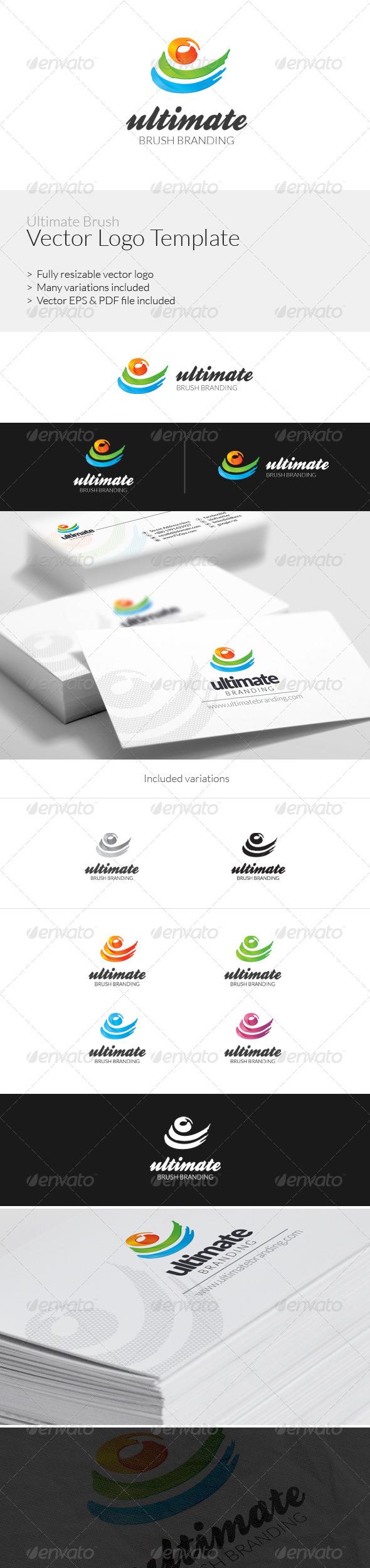 Logotipos abstractos para todo tipo de negocios.