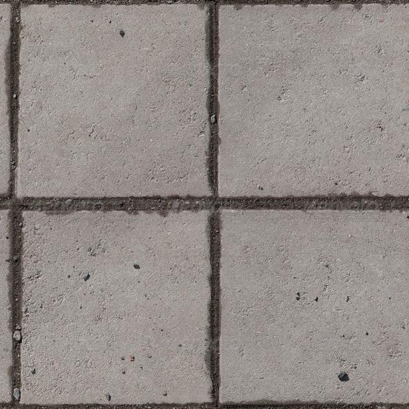 3DOcean Concrete Tiles Seamless 6490255