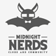 Midnight Nerds Logo - GraphicRiver Item for Sale