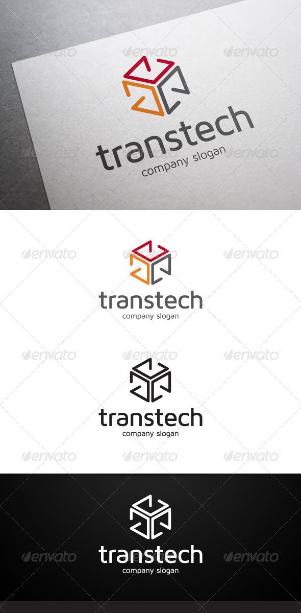 GraphicRiver Transtech Logo 6490548