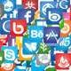 50 Social Networking Badge - GraphicRiver Item for Sale