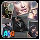 Retro Photographers FB Timeline Cover - GraphicRiver Item for Sale