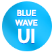 Blue Wave User Interface Kit - GraphicRiver Item for Sale