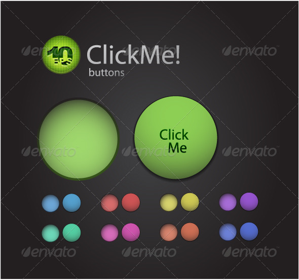 Vector original buttons