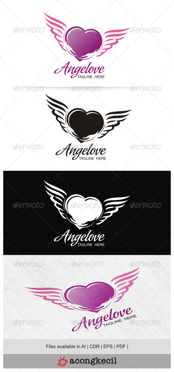 GraphicRiver Angelove 6495614
