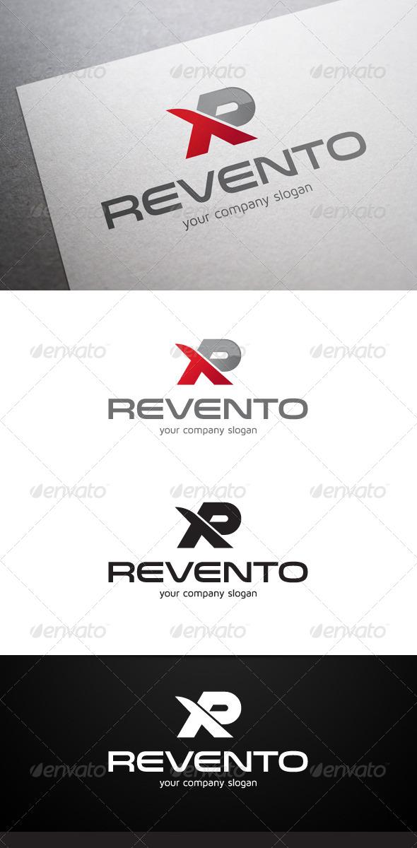 GraphicRiver Revento R Letter Logo 6495972