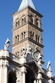 Belfry of Saint Mary Major Basilica in Rome - PhotoDune Item for Sale