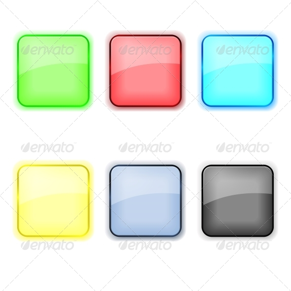 GraphicRiver Glass Icons 6497869