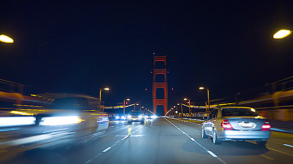 Golden Gate Drive
