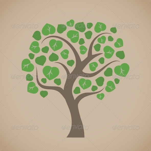 GraphicRiver Simple Tree 6498078