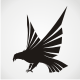 Falcon Logo - GraphicRiver Item for Sale