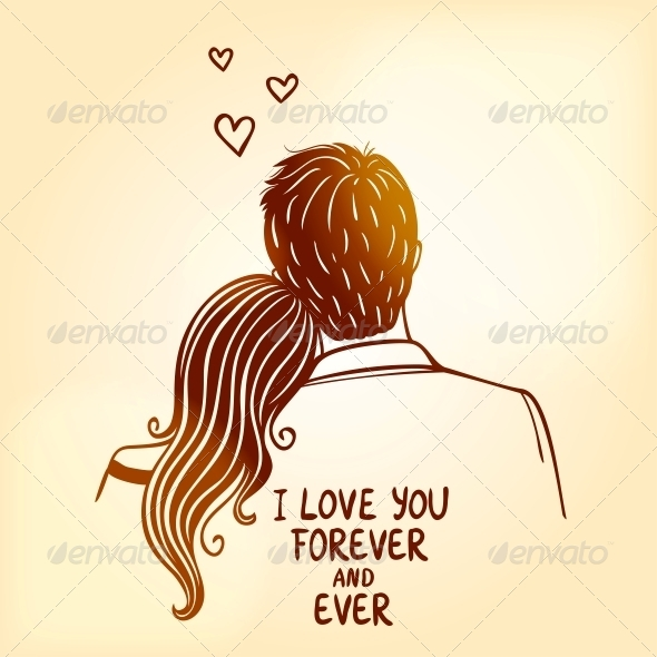 GraphicRiver Loving Couple 6499936