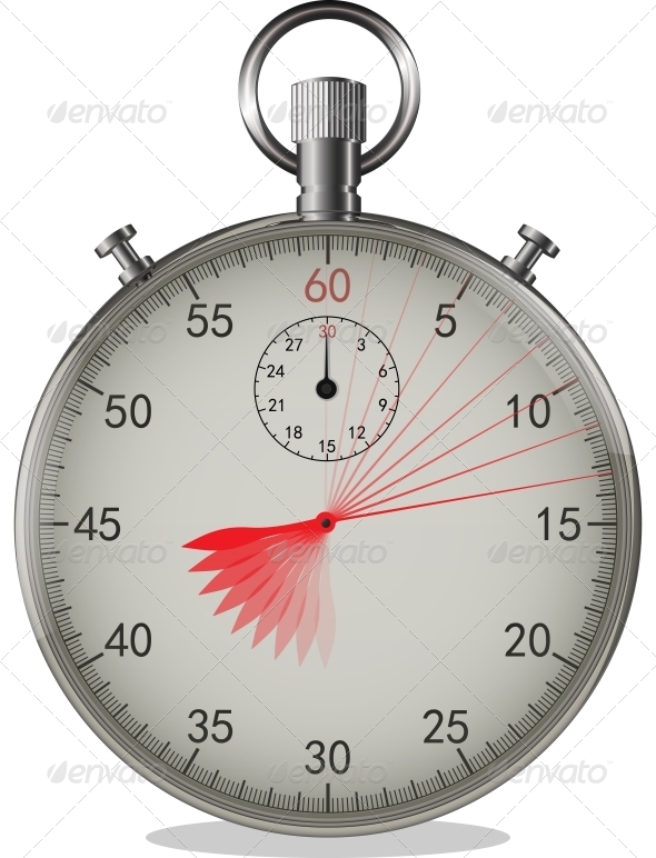 GraphicRiver Stopwatch 6500022