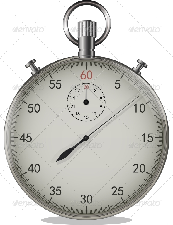 GraphicRiver Stopwatch 6500035