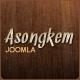 Asongkem – Premium Joomla Template  Free Download