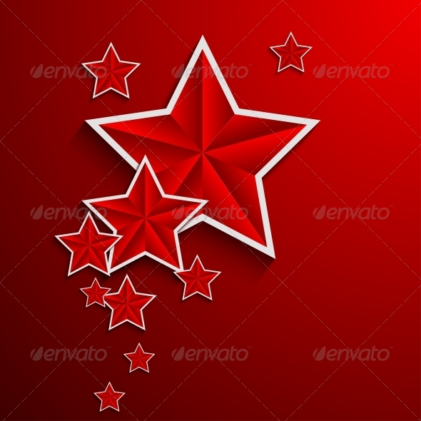 GraphicRiver Stars Background 6500697
