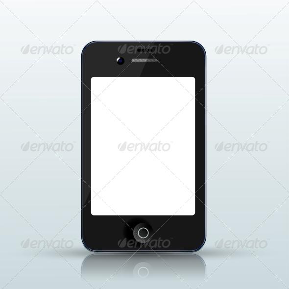 GraphicRiver Realistic Smartphone 6500826