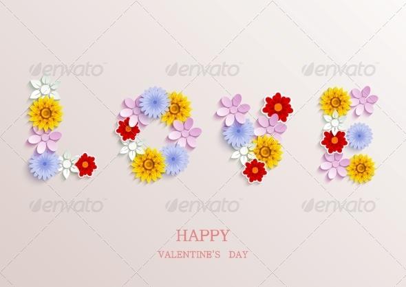 GraphicRiver Valentines Day Background 6501039