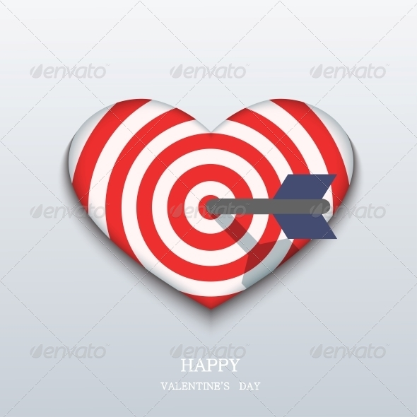 GraphicRiver Valentines Day Background 6501142