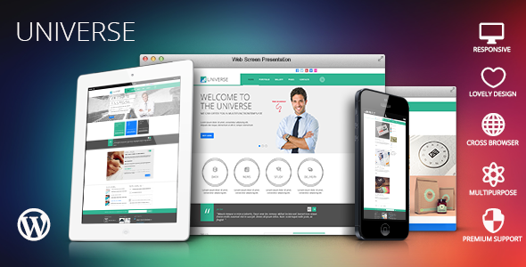 ThemeForest Universe Multi-Purpose WordPress Theme 6501195