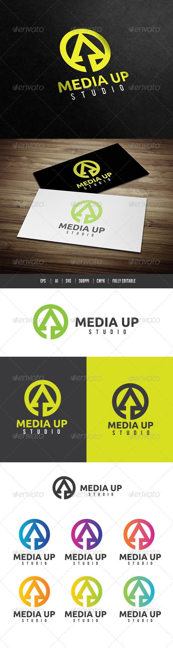 GraphicRiver Media Up 6501536