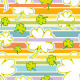 Clover and Rainbow Seamless Pattern - GraphicRiver Item for Sale
