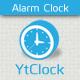 YtClock - Javascript Alarm Clock w/ Youtube songs - CodeCanyon Item for Sale