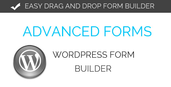 CodeCanyon Advanced Form Wordpress Form Builder 6486165