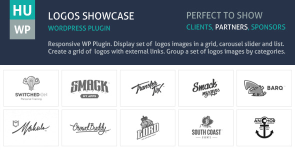 Logos Wordpress Plugin - CodeCanyon Item for Sale