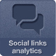 Social Links Analytics