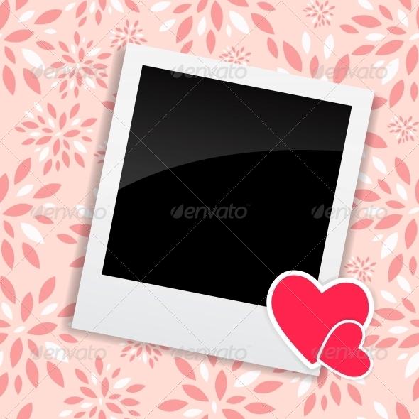 Valentine`s Day Photo Card