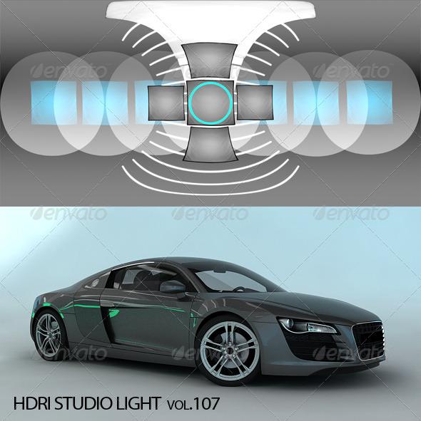 3DOcean HDRI Light 107 6505740