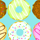 Six Donuts - GraphicRiver Item for Sale