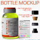 Bottle Mock Up - GraphicRiver Item for Sale
