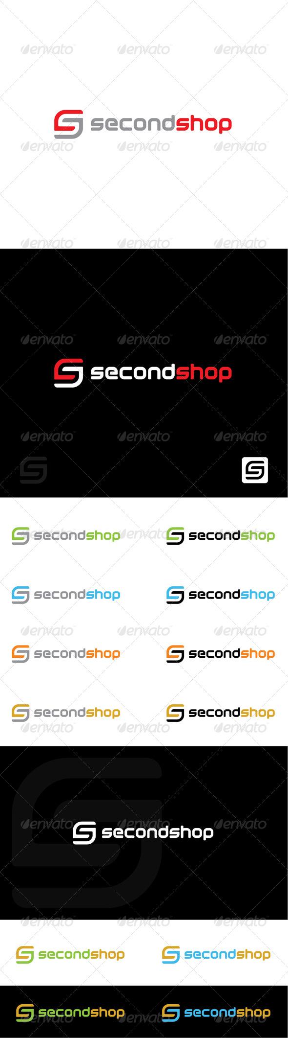 GraphicRiver S Letter Logo Template 6502982