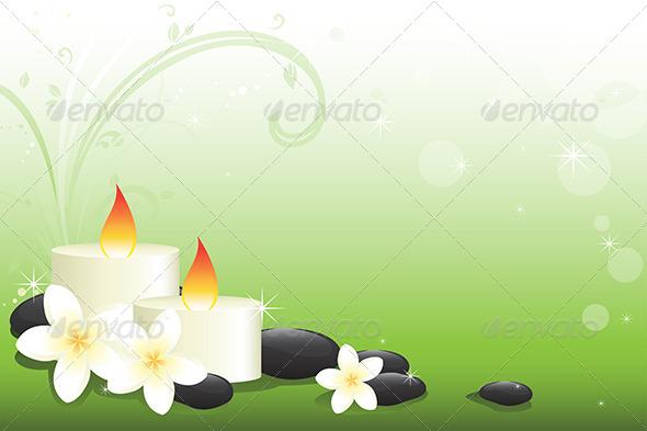GraphicRiver Spa Background 6506081