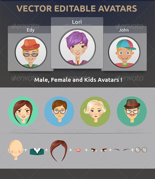 Avatar Profile Maker