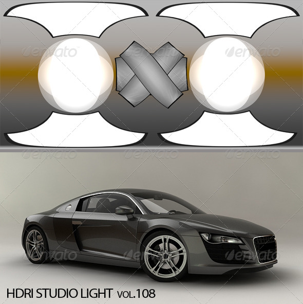 HDRI_Light_108 - 3DOcean Item for Sale