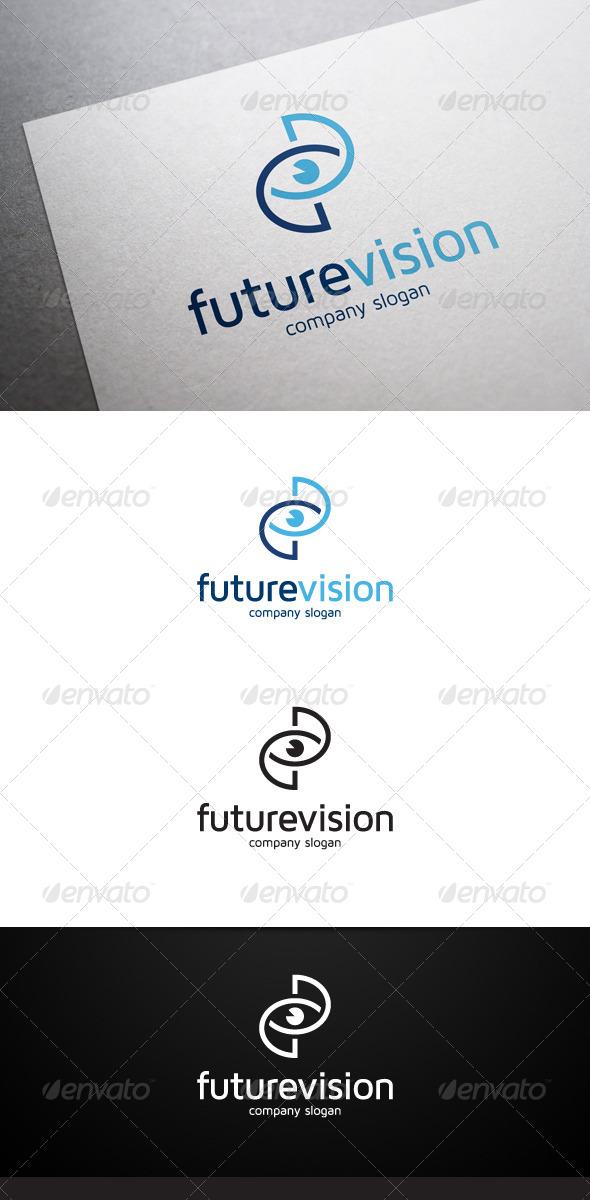 GraphicRiver Future Vision Logo 6507461