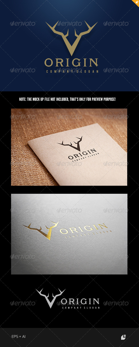 GraphicRiver The Origin Logo 6507773