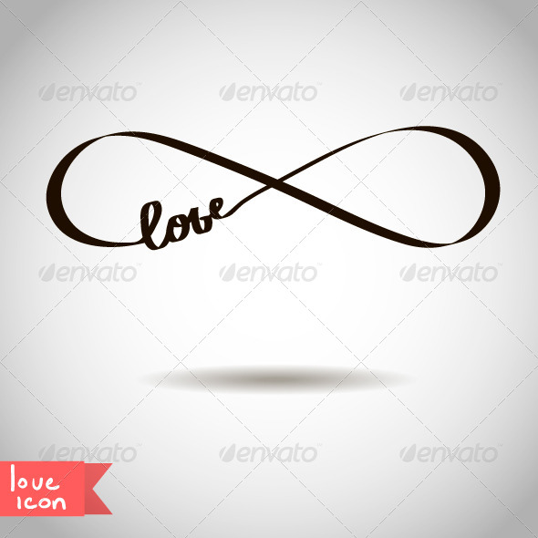 GraphicRiver Eternal Love Icon 6507786
