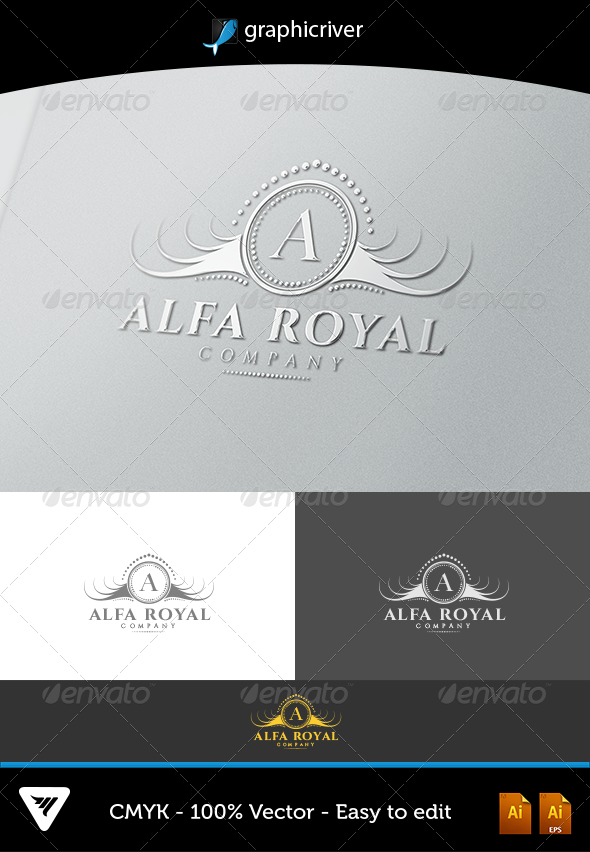GraphicRiver Alfa Royal 6507872