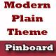 Moderne Plain Theme für Pinnwand - WorldWideScripts.net Artikel zum Verkauf